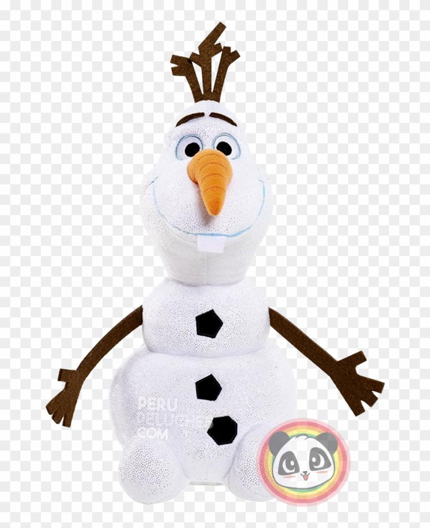 Frozen Peluche Olaf - Giochi Preziosi 70182721 Frozen Olaf Feature Plush #915292
