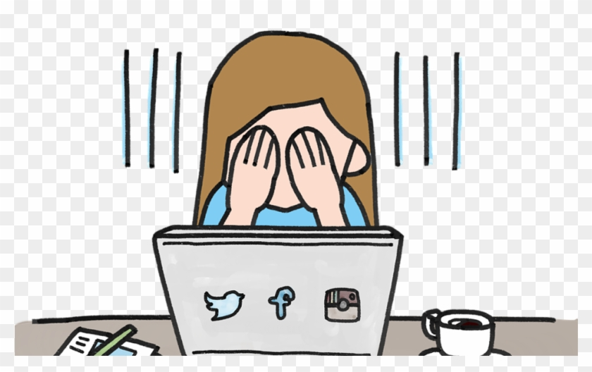 How Your Social Media Accounts May Be Holding You Back - Negative Effects Of Social Media #916739