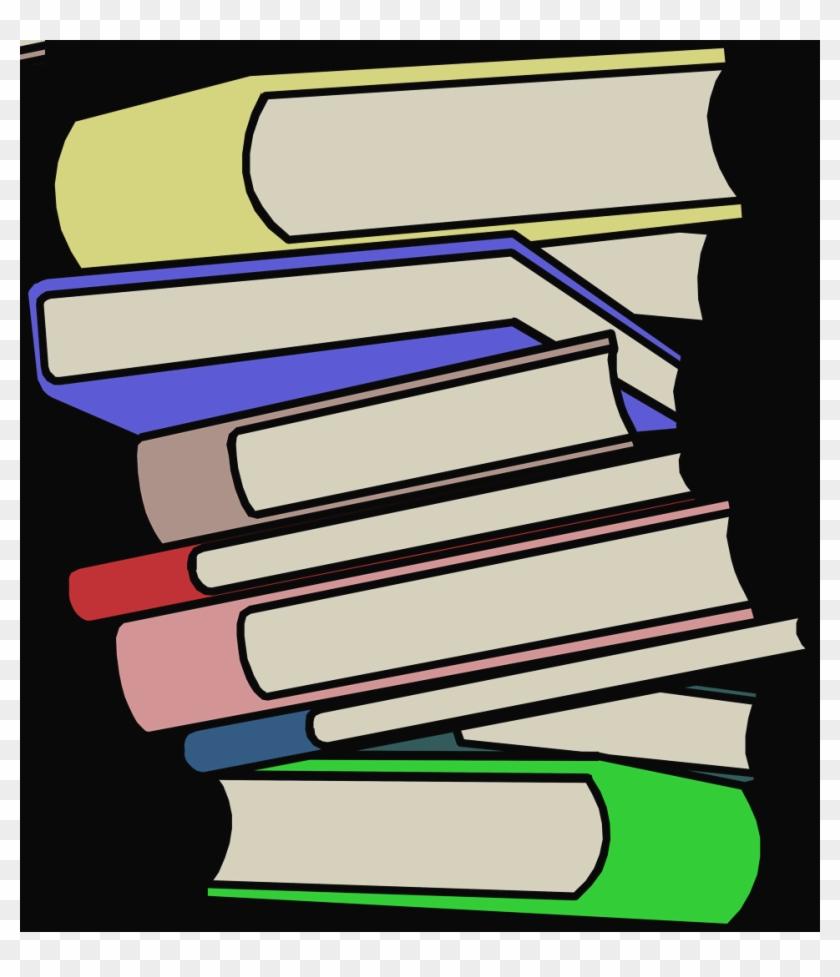 stack of books pile of books clip art clipartfest pile - transparent