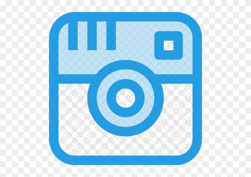 Instagram, Sign, Logo, Camera, Capture, Image Icon - Purple Instagram Icon Png #918115