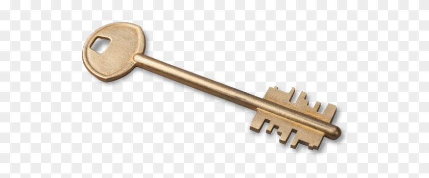 Gold Antique Key Isolated Antique Free Transparent Png