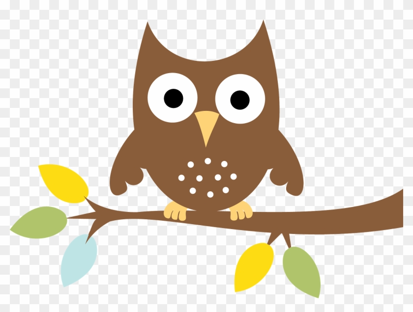 Forest Clipart - Owl Baby Shower Invitations #918525