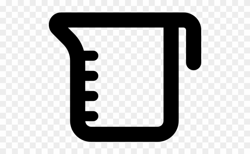 Measuring Cup Free Icon - Measuring Cup Icon #918571