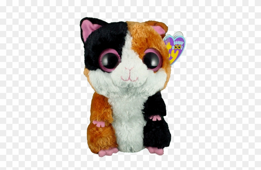 Nibbles The Guinea Pig - Ty Beanie Boos - Nibbles The Guinea Pig #919295