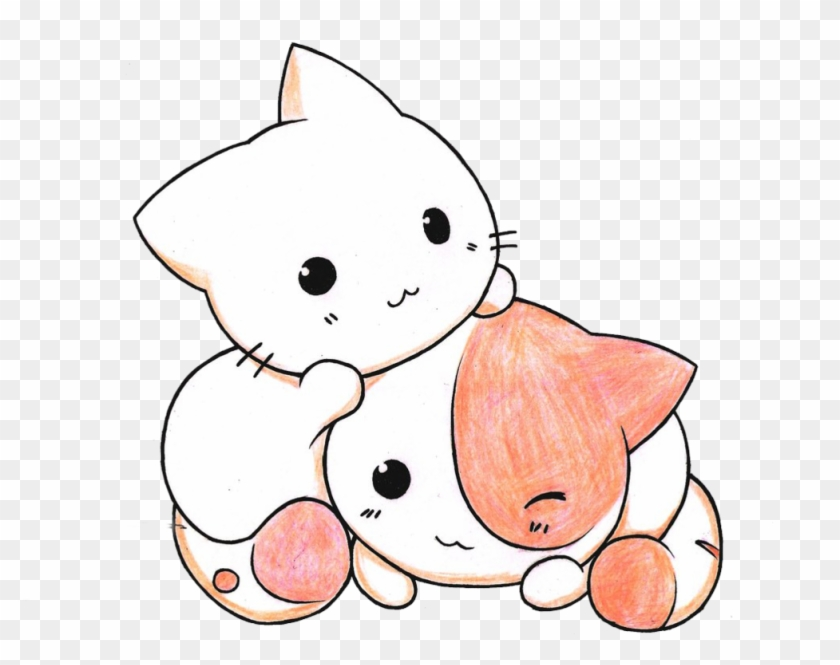 Kitten Clipart Kawaii - Kittens Kawaii #919364