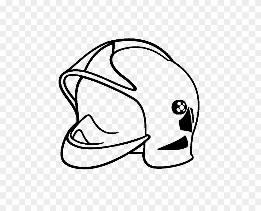 Stickers Casque Pompier - Firefighter's Helmet #919374