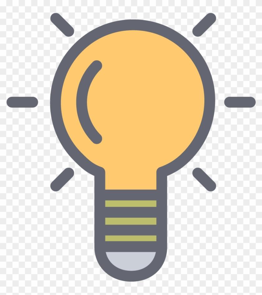 Idea Clipart Lampu Lampu Flat Design Free