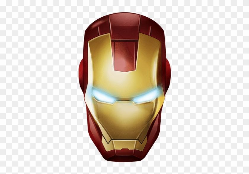 Ironman Skinpack Collection - Iron Man Face #920872