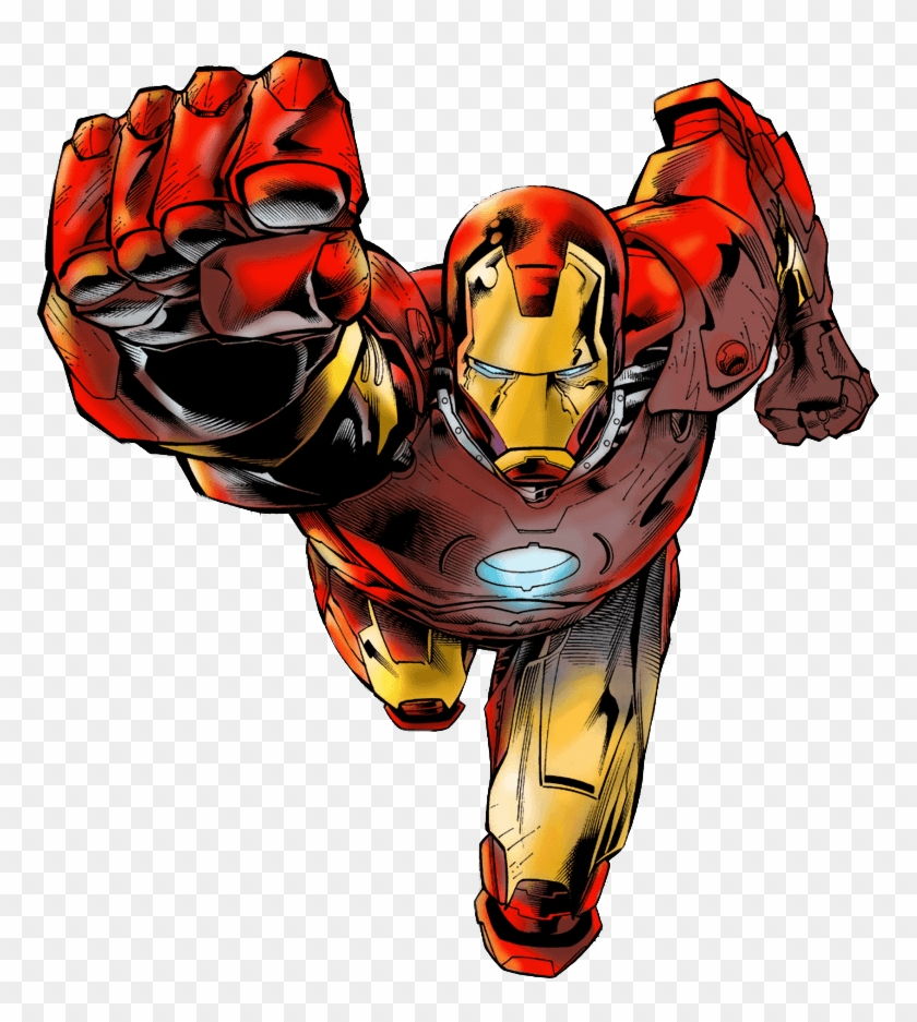 Marvel Heroes Logo Ironman Iron Man Art Free Transparent Png Clipart Images Download