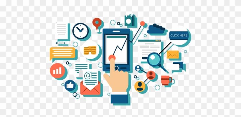 Social Media Marketing - Digital Marketing Png #921805