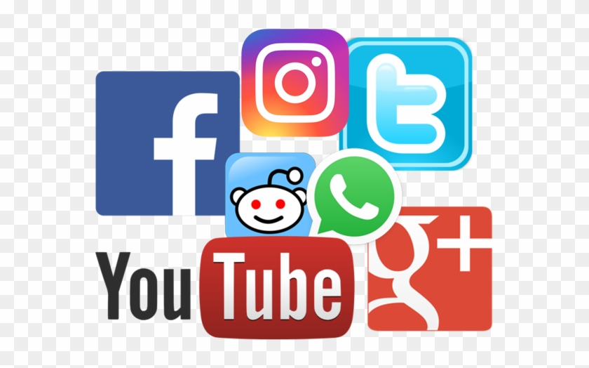 Platforms That Are More Interactive Are Especially - Media Social Icon Png #921819