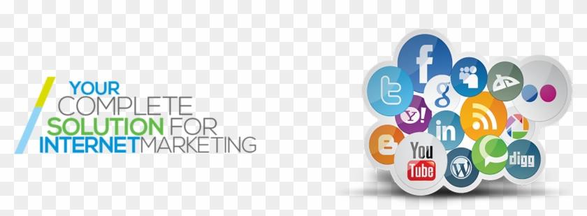 Social Media Marketing Services - Digital Media Marketing Banner #921840