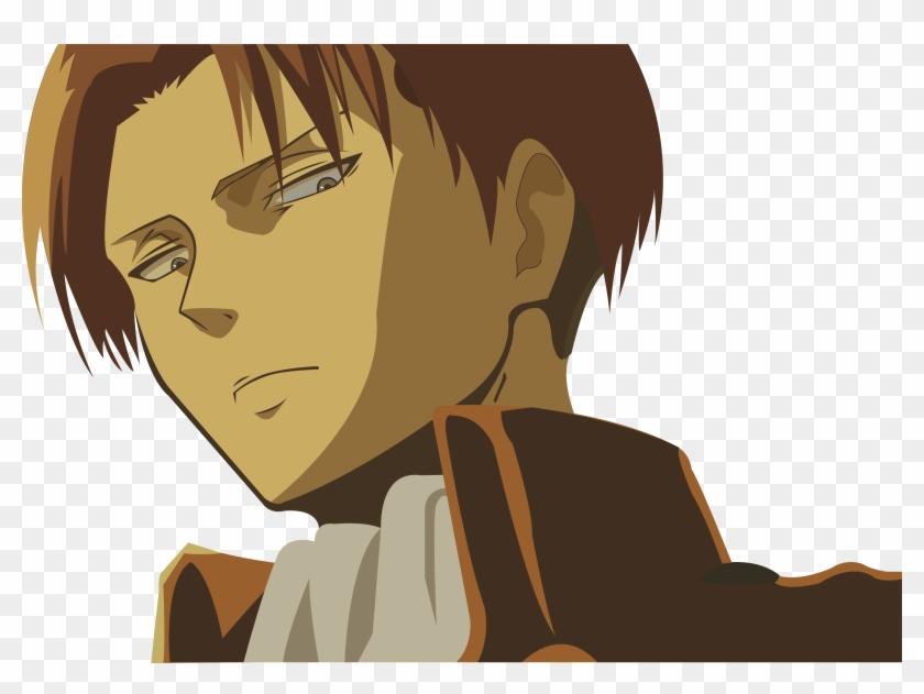 Attack On Titan Levi Shingeki No Kyojin Free Transparent Png Clipart Images Download
