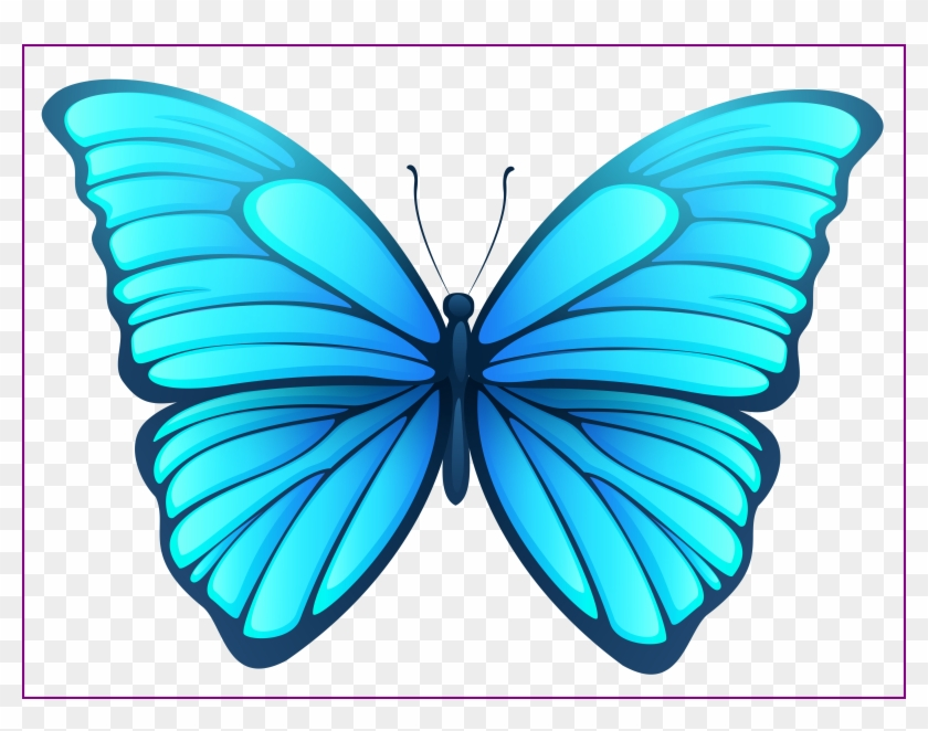 Appealing Butterfly Png Image Gallery Yopriceville Blue Butterfly
