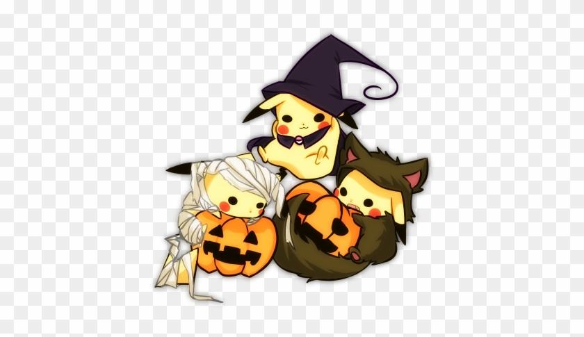 fabulous max anime girl halloween chibi free transparent png