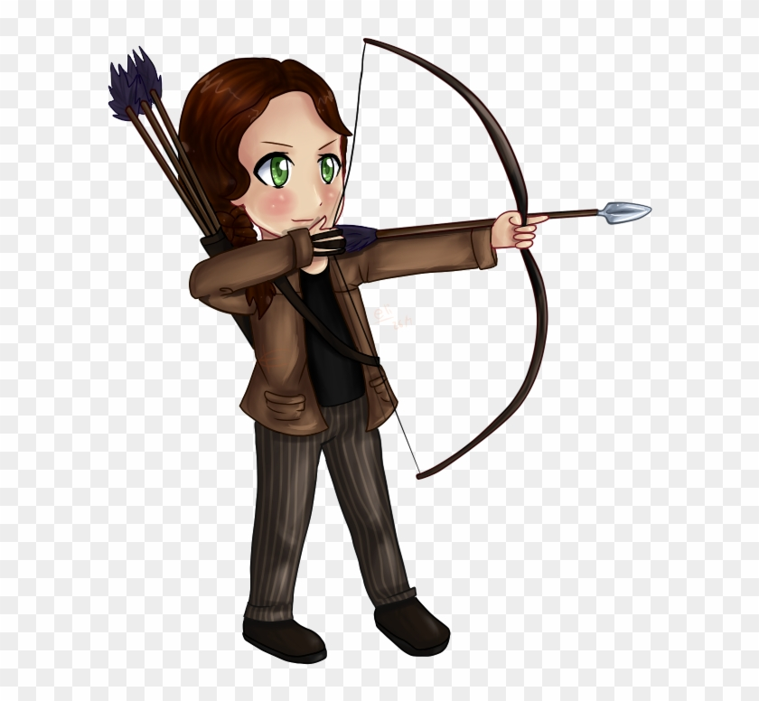 Hunger Games The Careers Download - Hunger Games Katniss Cartoon #924756