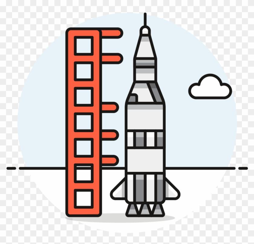 41 Space Rocket Satellite Launcher - Piraeus #925194