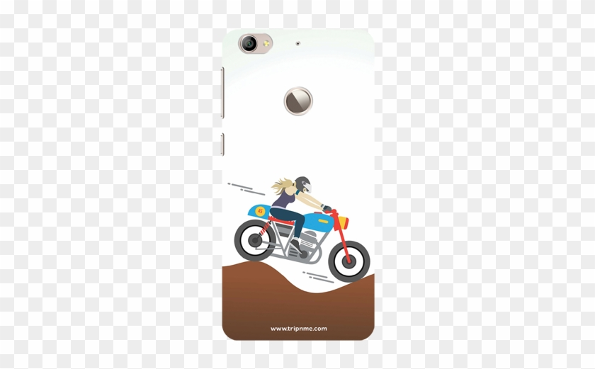 Mobile Case For Letv Le 1s Woman Biker - Mobile Phone - Free