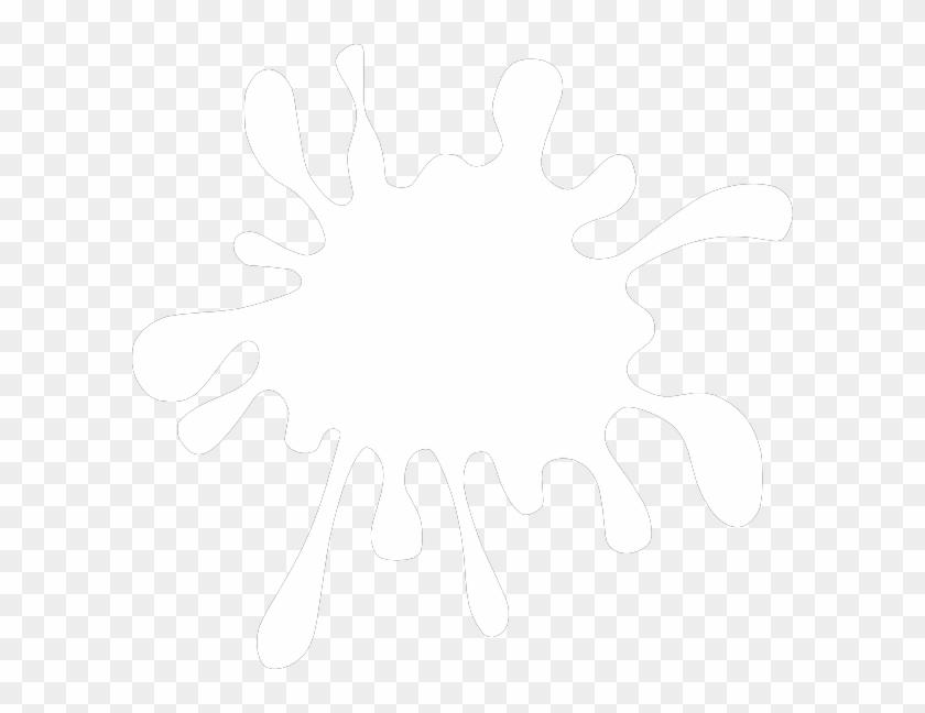White Splash Clip Art At Clker - Blacksburg High School Football #926042