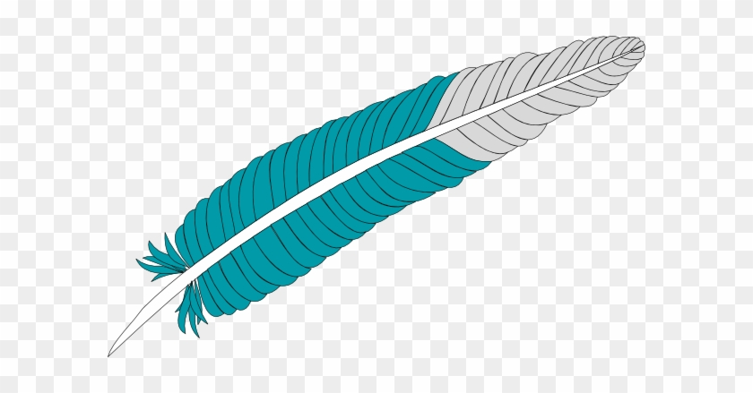 Turkey Feather Clipart - Indian Feather Clip Art #926600