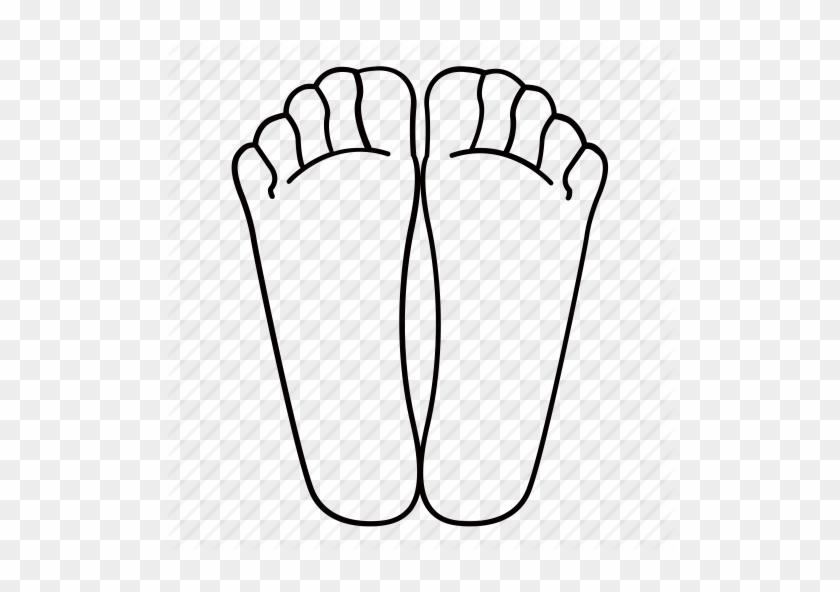 Foot-massage 239170 - - Massage Feet Drawing #926928