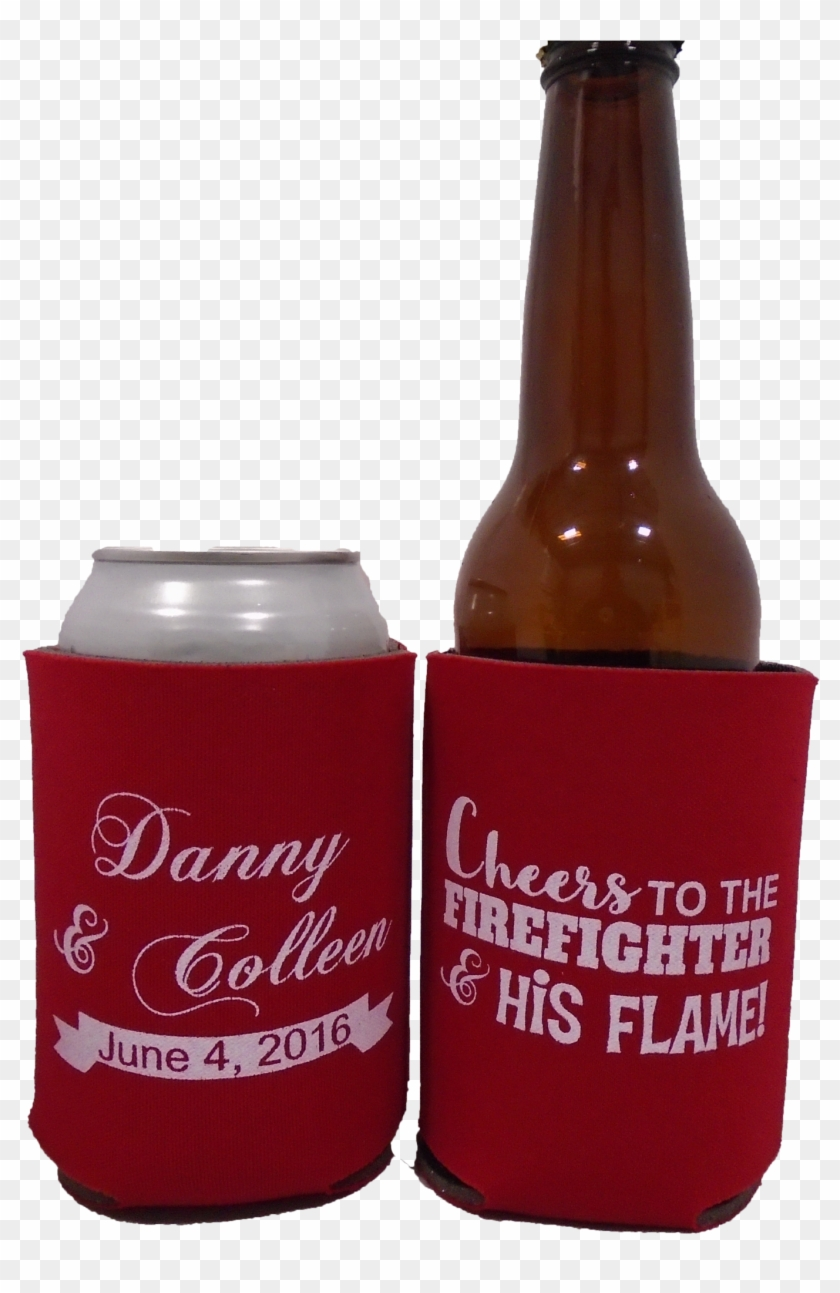 firefighter wedding koozies fireman coozies party favors koozie