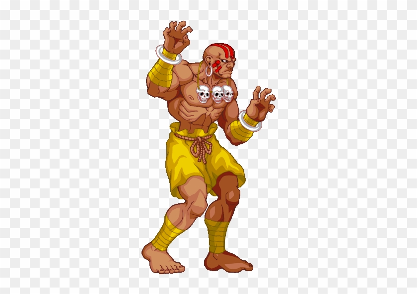 Dhalsim Hdstance Super Street Fighter 2 Turbo Hd Remix Dhalsim Free Transparent Png Clipart Images Download