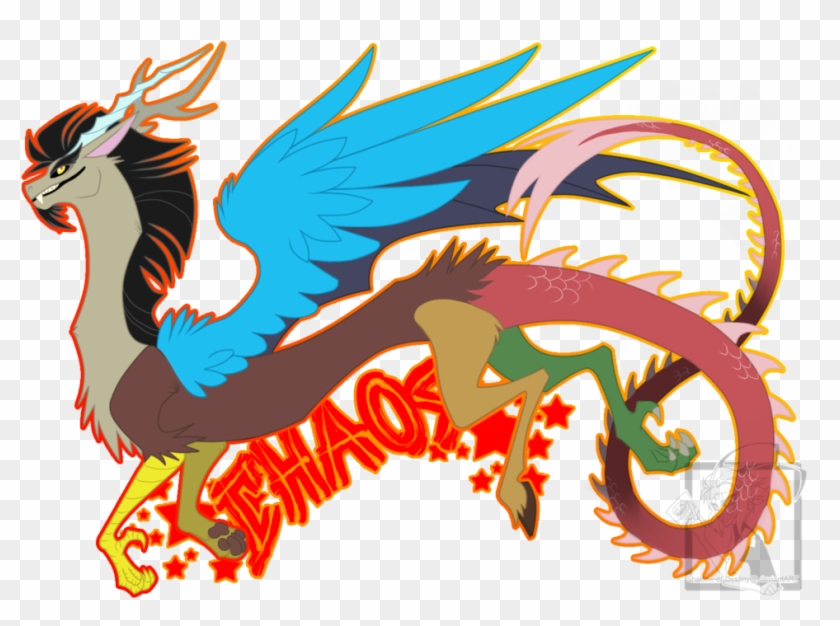 Young Discord By Shadow Of Destiny Mlp Discord Free Transparent