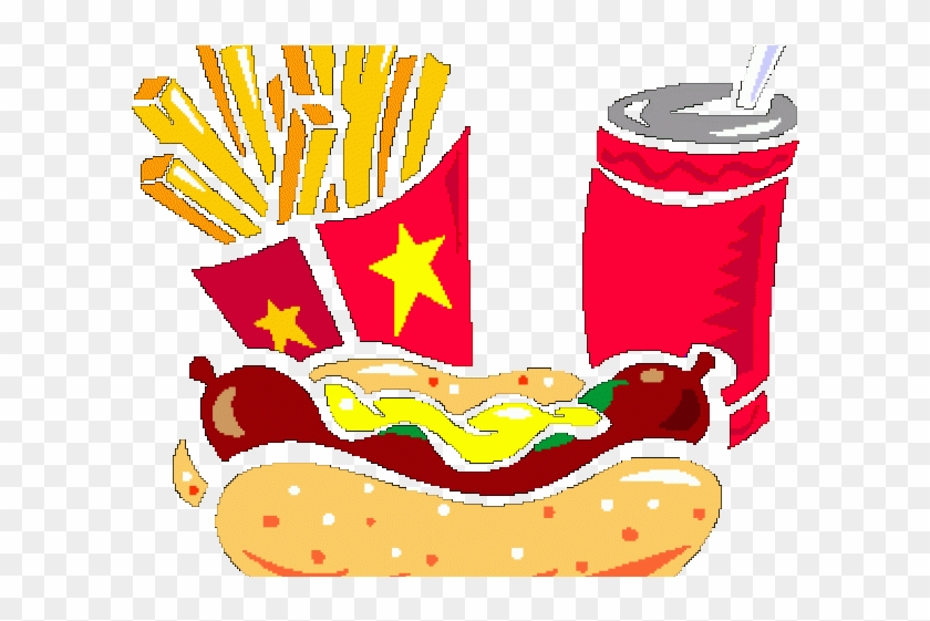 Fast Food Clipart - Healthy Heart #930601