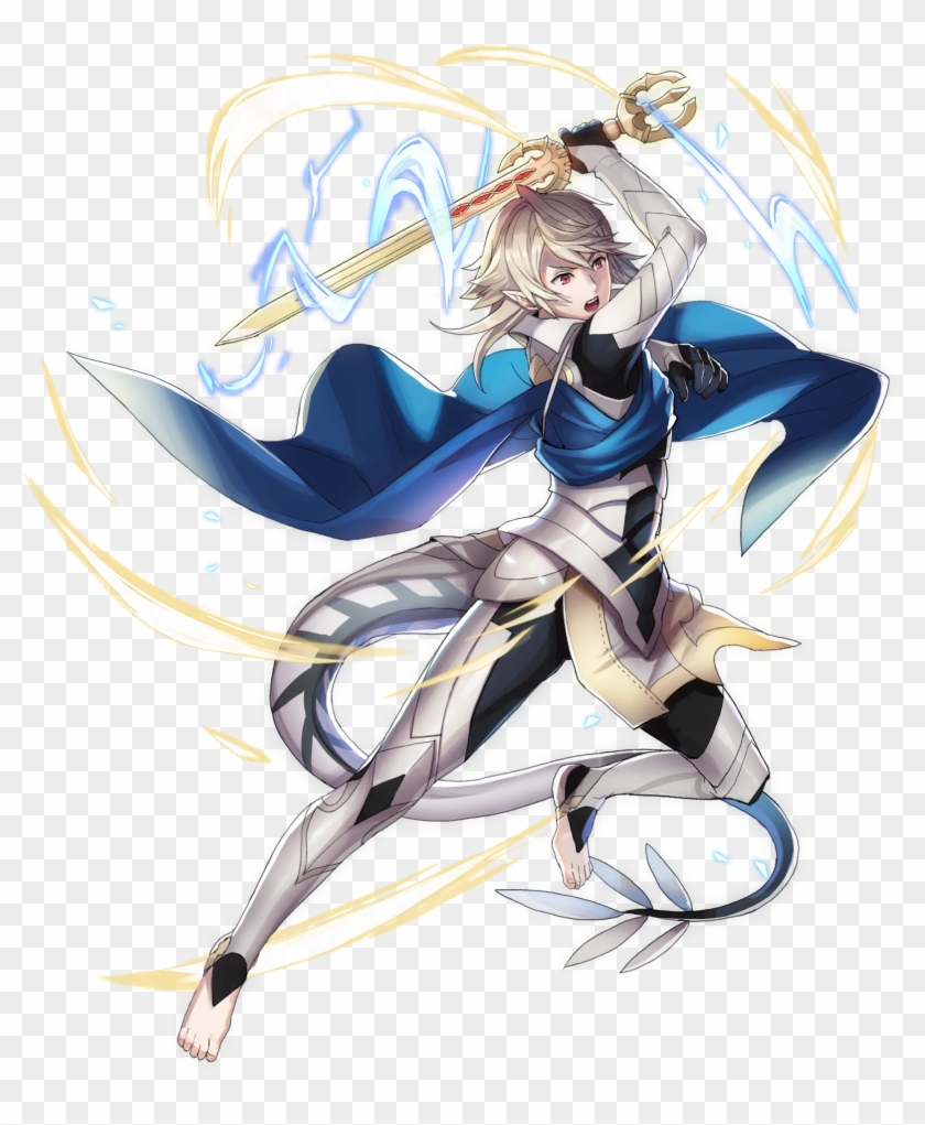 Anime Fire Emblem Corrin Male Free Transparent Png Clipart