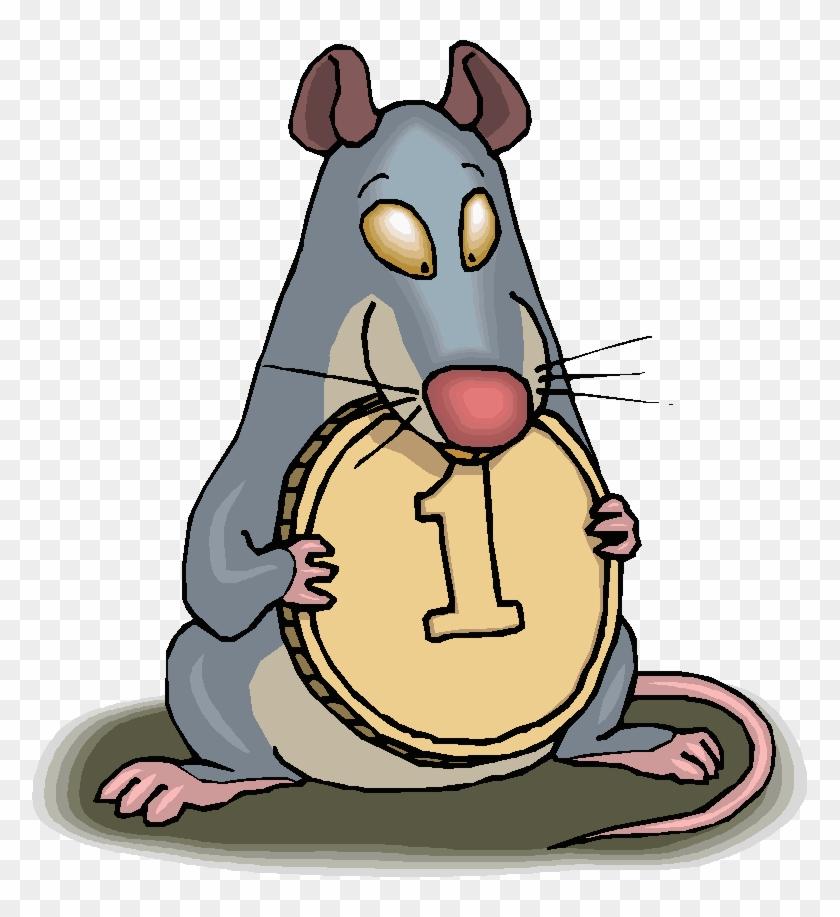 Летием, крыса смешная картинка нарисованная