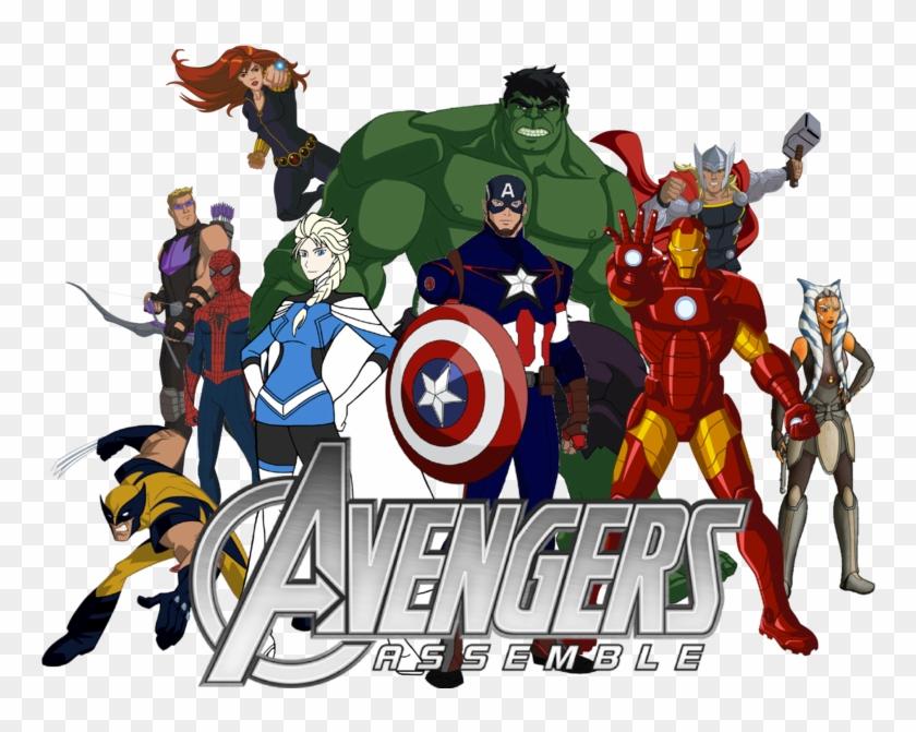 Spiderman Avengers Cartoon Download Spiderman Avengers ...