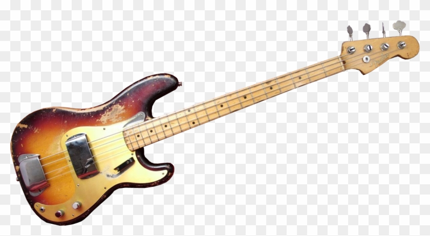 Bass Guitar Clip Art Bass Guitar No Background Free Transparent