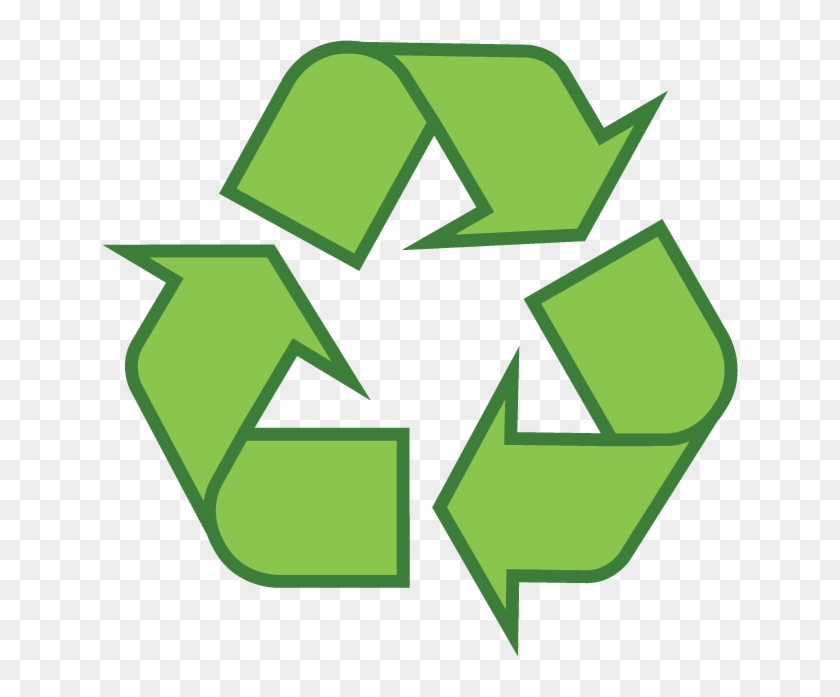 Reduce Reuse Recycle Symbol Free Transparent Png Clipart Images