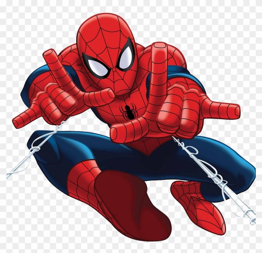 Spider Man Clipart Eye - Marvel Universe Ultimate Spider-man #932159