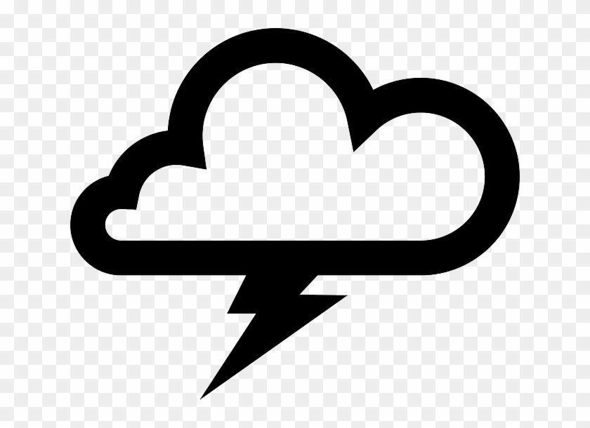Overcast Lightning Thunder Cloudy Clouds Overcast Thunderstorm