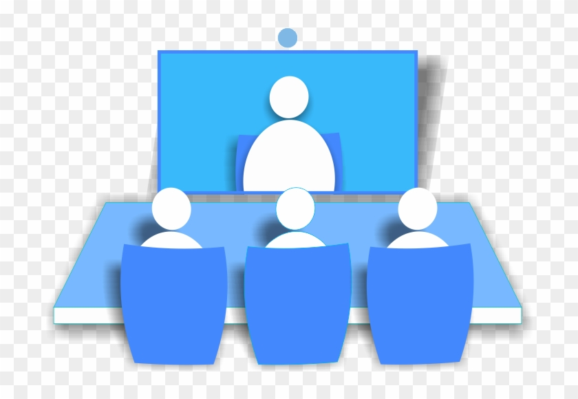Clip Art Free Microsoft Video Conferencing - Video Conferencing Png