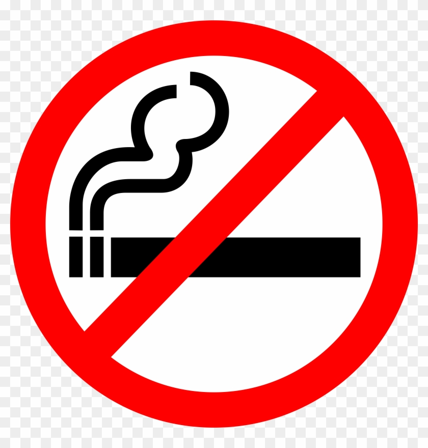 Illustration Of A No Smoking Symbol No Smoking Free Transparent
