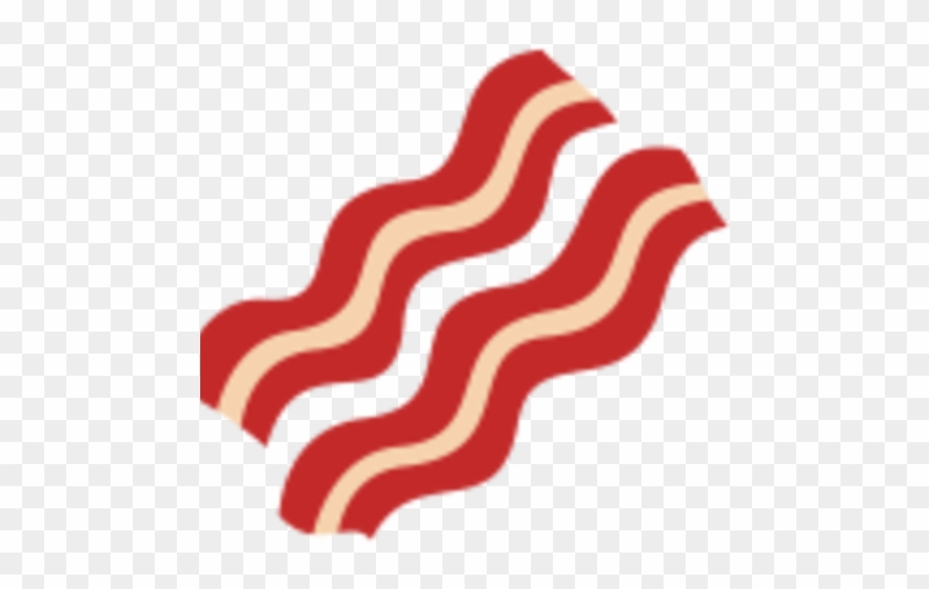 Did Bacon Finally Get An Emoji Your Phone Has 72 New - Transparent Background Bacon Clipart #933161