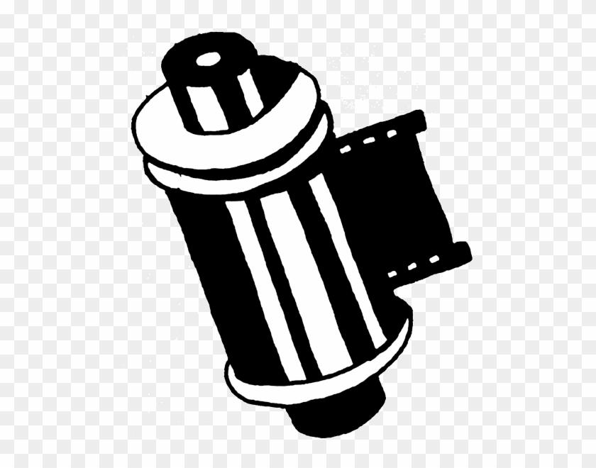 Film Roll Png 19136 Bytes - Rolls Of Film Clipart #933433