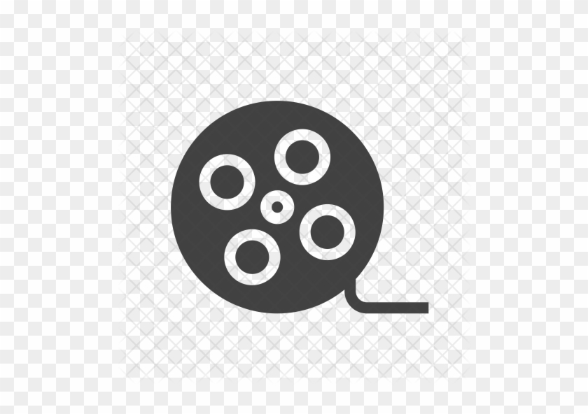 Film, Media, Movie, Reel, Video Icon - Video Roll Icon Png #933469