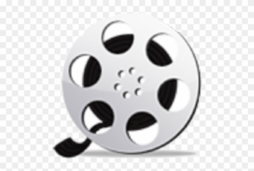 Movie Reel Film Camera Clipart Image Clipartcow