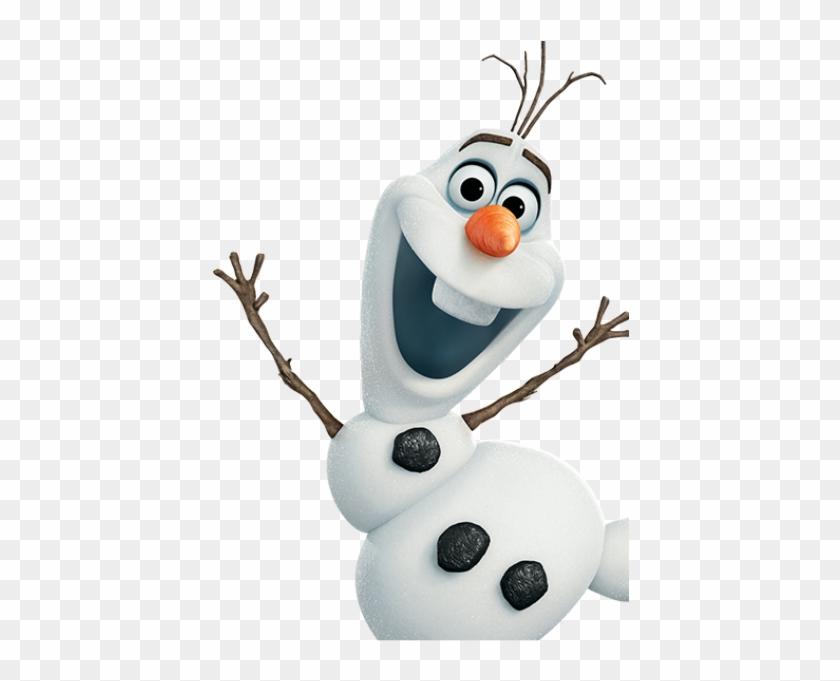 Olaf Posing Transparent Background - Olaf Frozen Png #933704