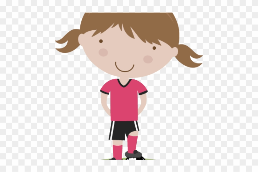 soccer girl clipart clipart football soccer player png free rh clipartmax com female soccer clipart free soccer girl clipart