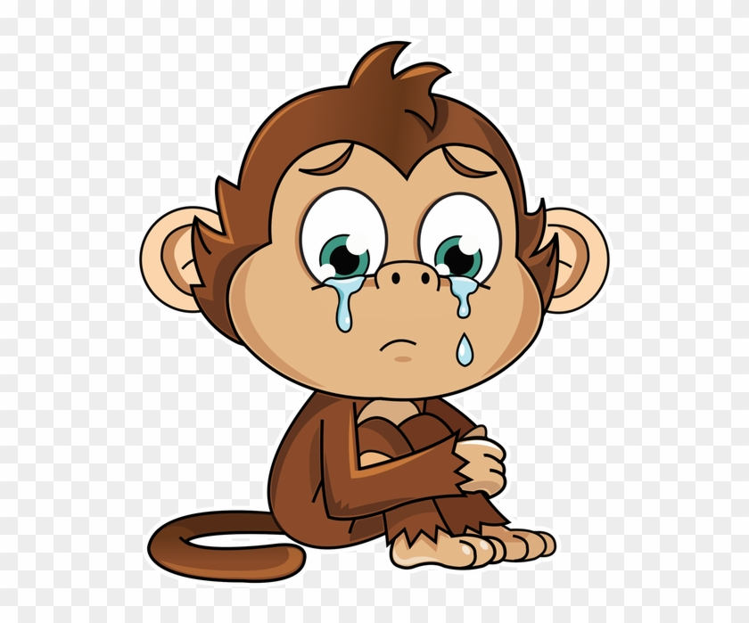 Рисунки обезьяны прикольные, открытку днем