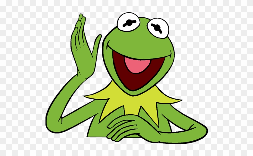 muppets coloring pages coloring cartoon kermit the frog free