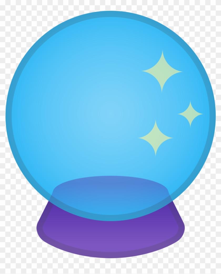 Crystal Ball Icon - Crystal Ball #935858