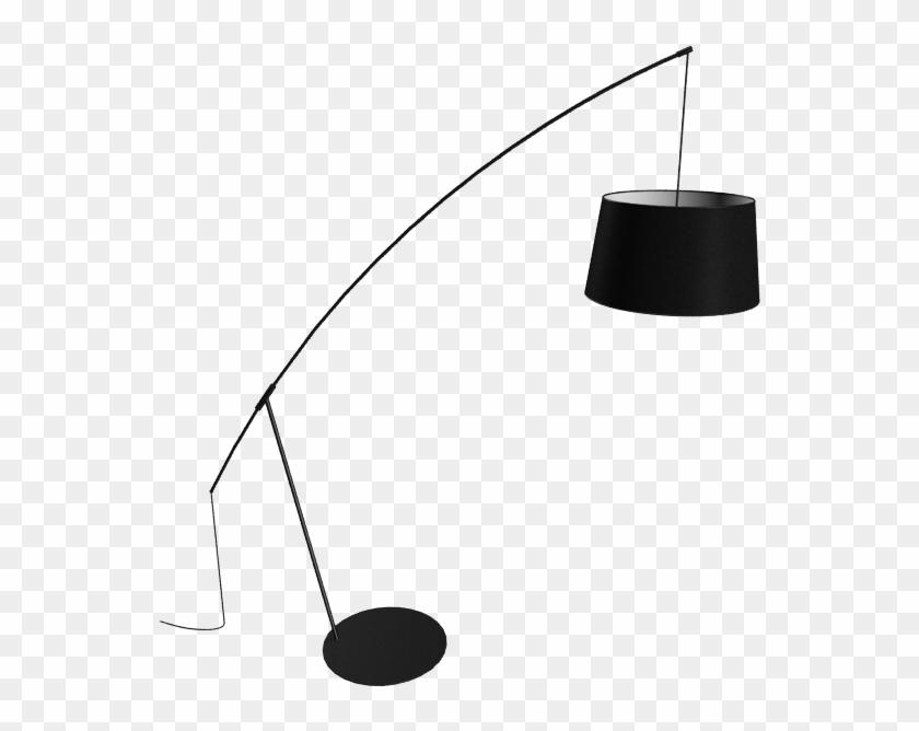 Crane Floor Lamp Bo Concept Floor Lamp Free Transparent Png