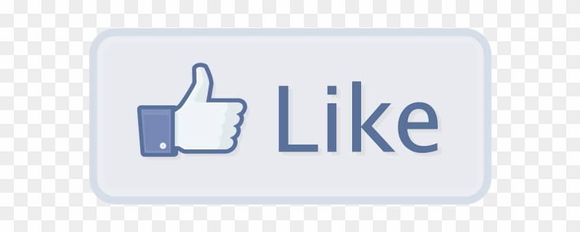 Facebook Thumbs Up Icon Transparent Facebook Like Button - Facebook Like Icon #936163