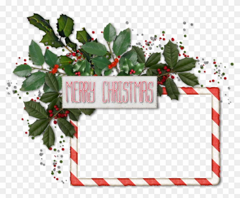 Merry Christmas Frames And Borders - Ursula Fiedler & Manfred ...